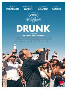DRUNK/ Comédie dramatique / Danois, 1h55