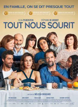 TOUT NOUS SOURIT, Drame/ Français,1h41