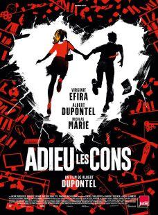 ADIEU LES CONS / Comédie / Français,1h27
