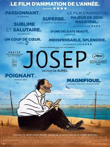 JOSEP / Drame / Français, Espagnol, Belge, 1h20