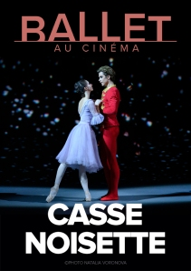 CASSE NOISETTE / Ballet au Cinéma , 2h