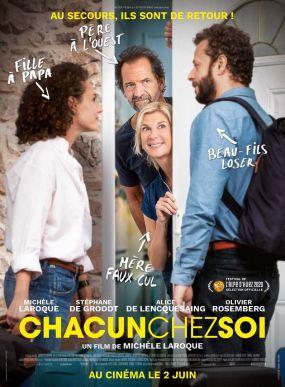 CHACUN CHEZ SOI / Comédie / Français, 1h23
