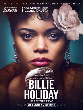 BILLIE HOLLIDAY, UNE AFFAIRE D'ETAT / Biopic / Américain, 2h10