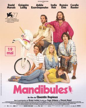 MANDIBULES / Comédie, Fantastique / Français, 1h17