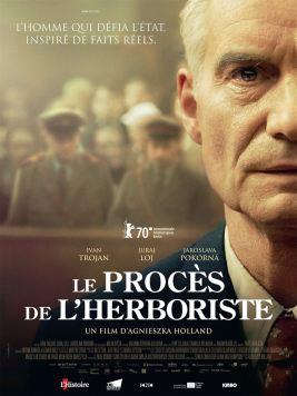 LE PROCES DE L'HERBORISTE / Drame, 1h58