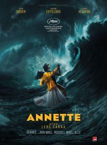 ANNETTE / Français, Américain / Comédie musicale , 2h19