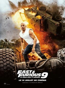 FAST & FURIOUS 9 / Action / Américain, 2h25