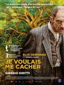 JE VOULAIS ME CACHER / Drame, biopic / Italien, 2h/