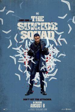 THE SUICIDE SQUAD / Aventure, fantastique / Américain, 2h12